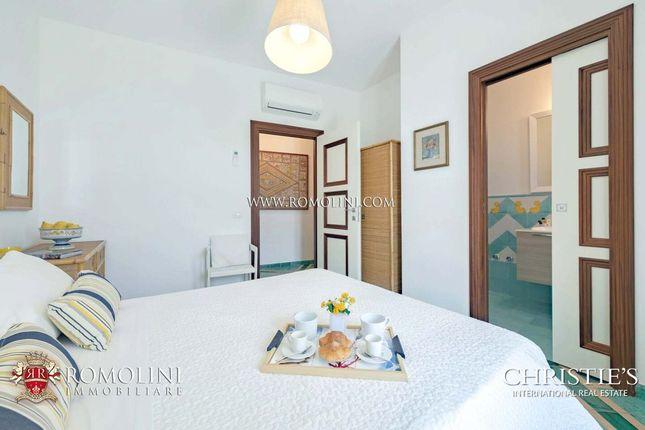 Luxury Waterfront Villa For Sale In Positano, Amalfi Coast