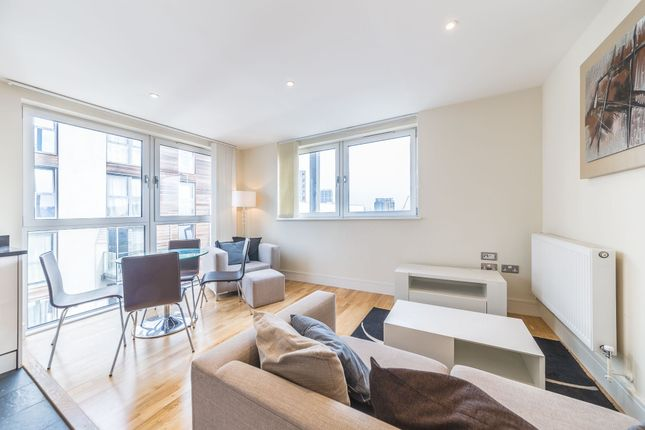1 bed flat to rent in Paxton Point, 3 Merryweather Place, London SE10
