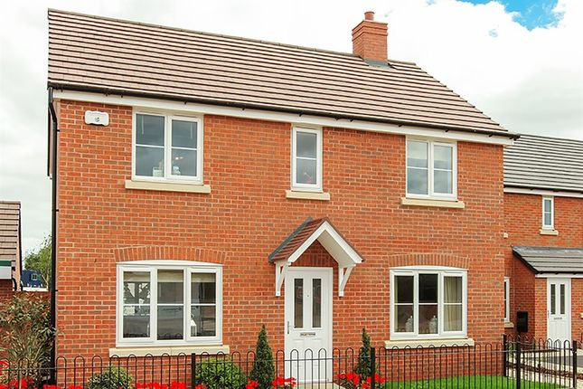 """Thumbnail Detached house for sale in """"The Chedworth"""" at Ward Road, Clipstone Village, Mansfield"""