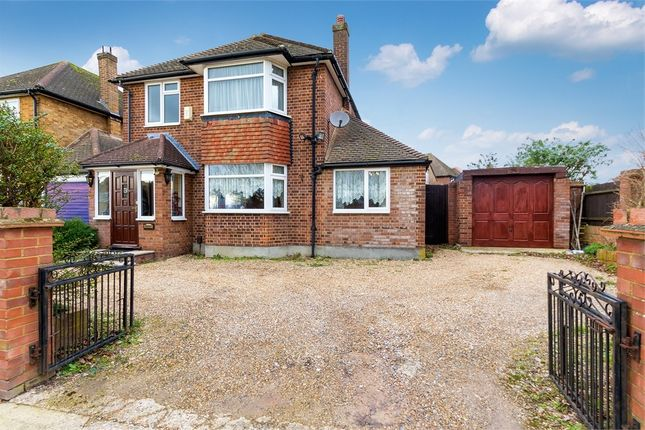 Thumbnail Detached house for sale in Charville Lane West, Uxbridge, Middlesex