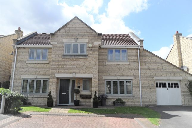 Thumbnail Detached house for sale in Windmill Meadow, Norton