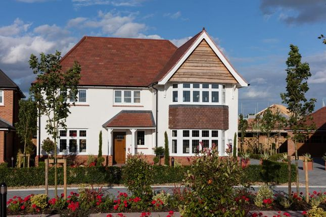 Thumbnail Detached house for sale in Plot 64 The Balmoral, Redrow At Abbey Farm, Lady Lane, Swindon, Wiltshire