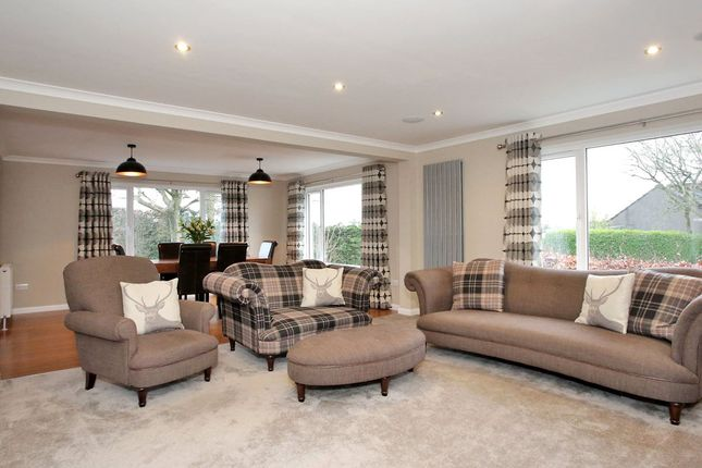 Thumbnail Detached house to rent in Binghill Road, Milltimber, Aberdeen