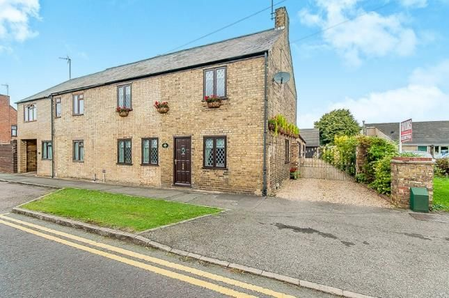 Thumbnail Semi-detached house for sale in High Street, Eye, Peterborough, Cambridgeshire