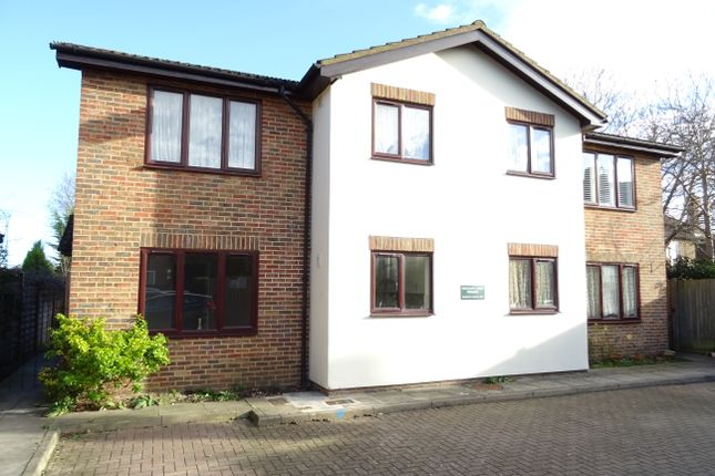 Thumbnail Flat for sale in Highclere Court Holly Avenue, New Haw