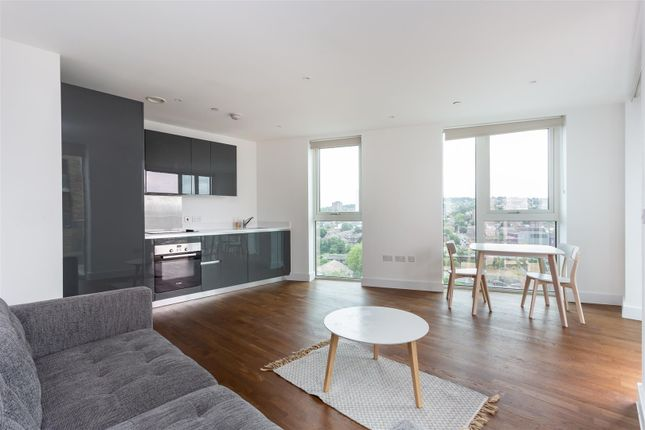 Thumbnail Flat to rent in Duncombe House, Victory Parade, Woolwich
