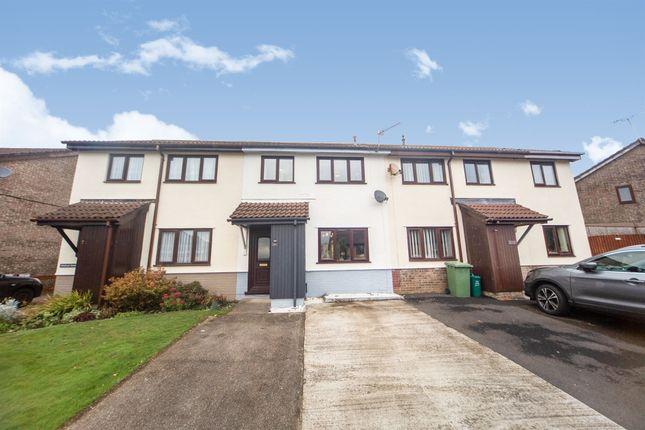 Thumbnail Terraced house for sale in Heol Bryn Heulog, Llantwit Fardre, Pontypridd
