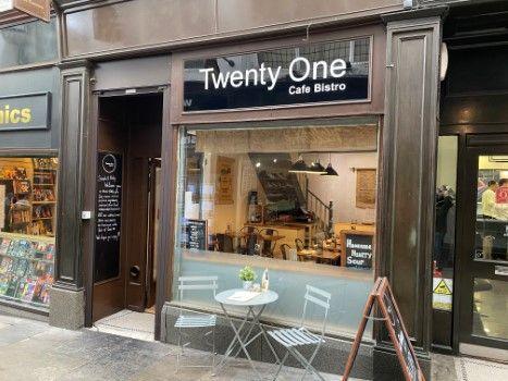 Restaurant/cafe for sale in Thorntons Arcade, Leeds