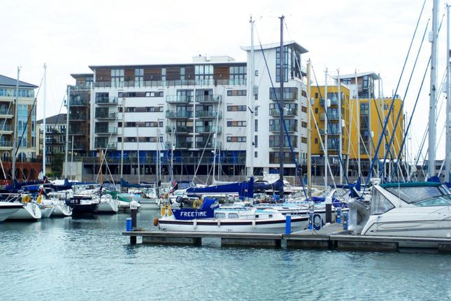 Thumbnail Flat to rent in Rapala Court, Midway Quay, Eastbourne