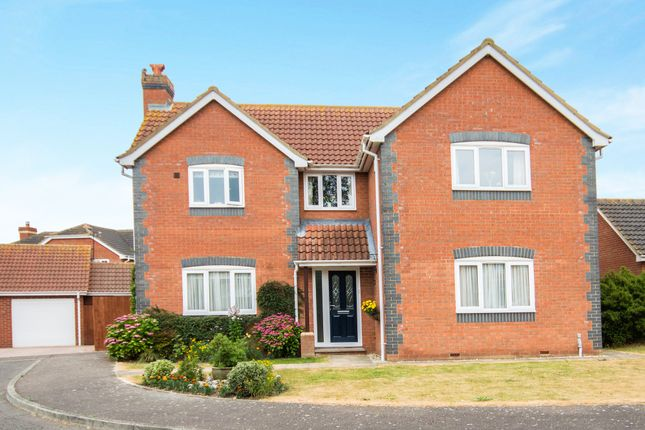 Thumbnail Detached house for sale in Wellington Road, Briston, Melton Constable