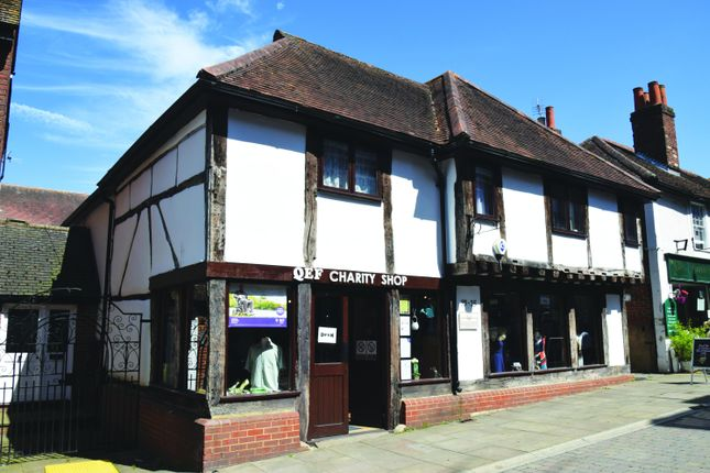 Thumbnail Retail premises for sale in High Street, Leatherhead