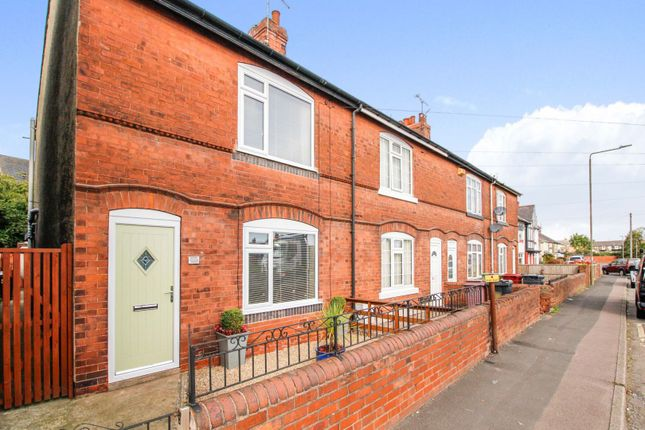3 bed terraced house for sale in Broadleys, Chesterfield S45