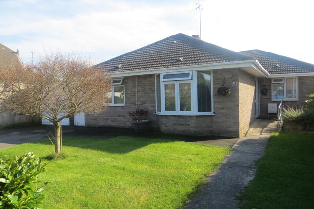 Thumbnail Detached bungalow for sale in Elmtree Road, Weston Super Mare, North Somerset