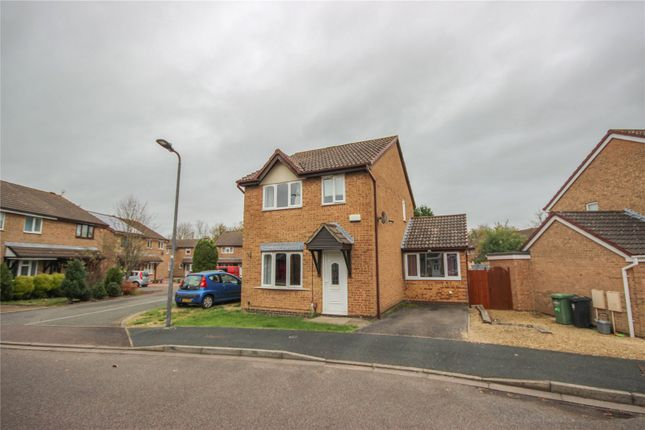 Thumbnail Detached house to rent in Stanley Mead, Bradley Stoke, Bristol