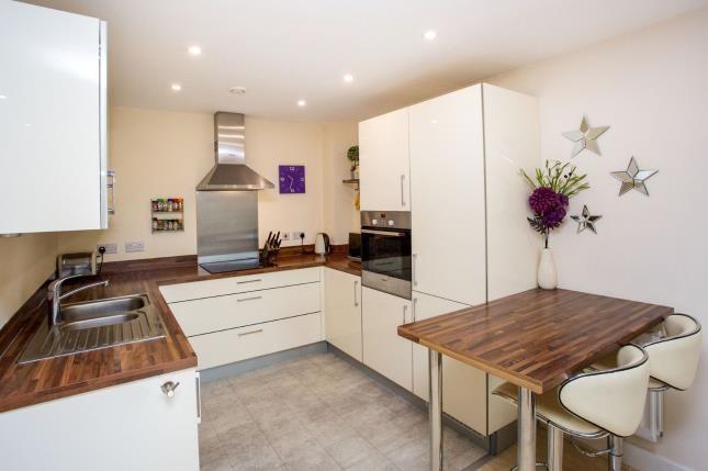 Kitchen of John Thornycroft Road, Woolston, Southampton SO19