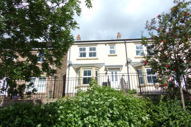Thumbnail Terraced house for sale in Whitton View, Rothbury, Morpeth