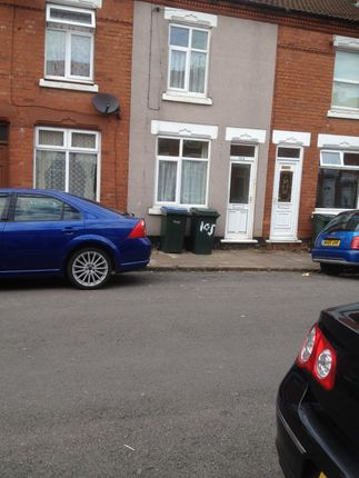 Terraced house in  Villiers Street  Stoke  Coventry  West Midlands  Birmingham