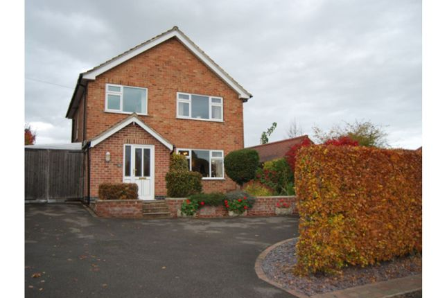 Thumbnail Detached house for sale in Garden Avenue, Ilkeston