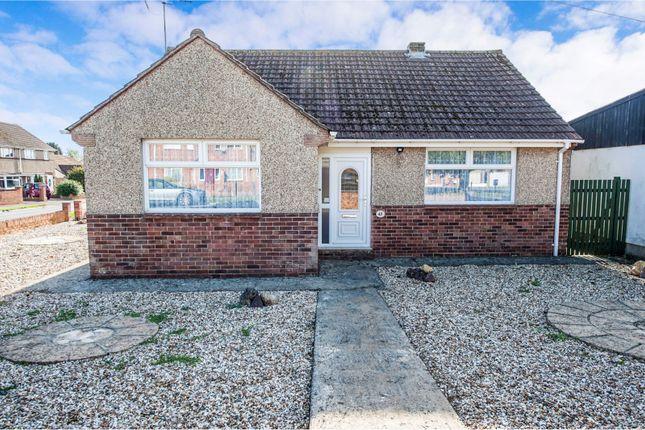 Thumbnail Bungalow to rent in Stallpits Road, Shrivenham, Swindon