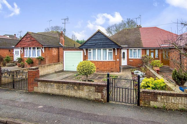 Thumbnail Semi-detached bungalow for sale in Hunter Avenue, Shenfield, Brentwood