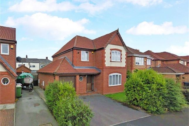 Thumbnail Detached house for sale in Fenwick Close, Westhoughton, Bolton, Lancashire
