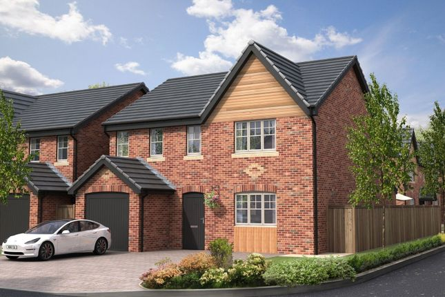 Thumbnail Detached house for sale in Hoghton Lane, Higher Walton, Preston