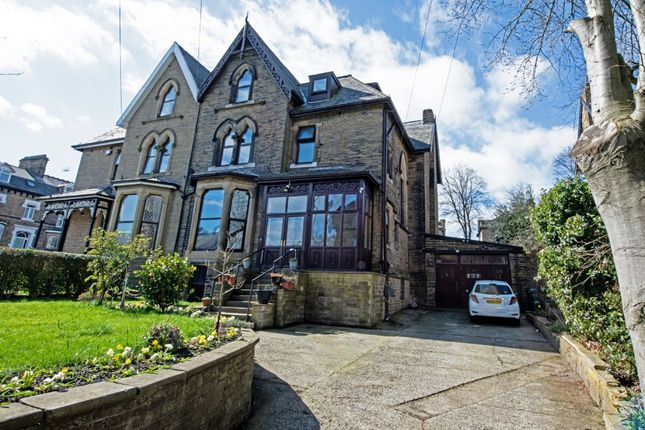 Thumbnail Semi-detached house for sale in Selborne Villas, Bradford