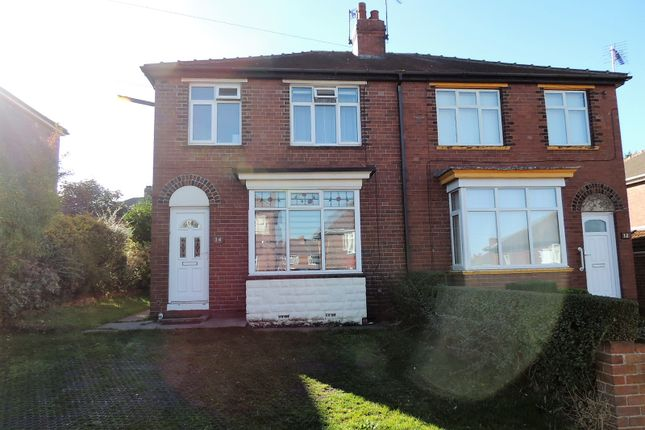 Thumbnail Semi-detached house to rent in Masefield Road, Doncaster