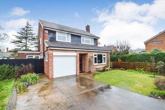 Thumbnail Detached house for sale in Hillcrest Road, Keyworth, Nottingham