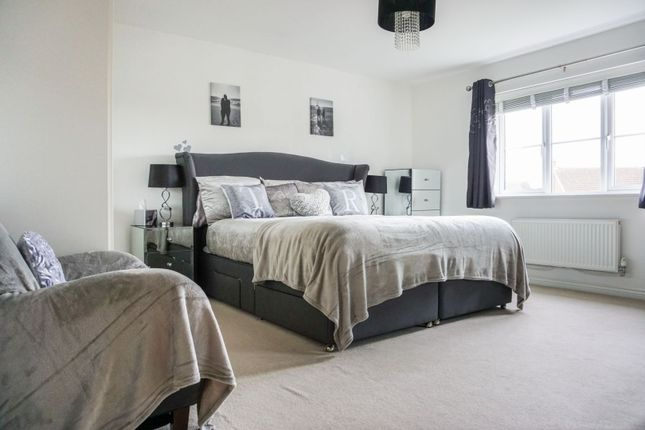 Master Bedroom of Bosworth Way, Leicester Forest East LE3
