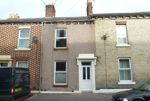 Thumbnail Terraced house to rent in Metcalfe Street, Carlisle, Cumbria