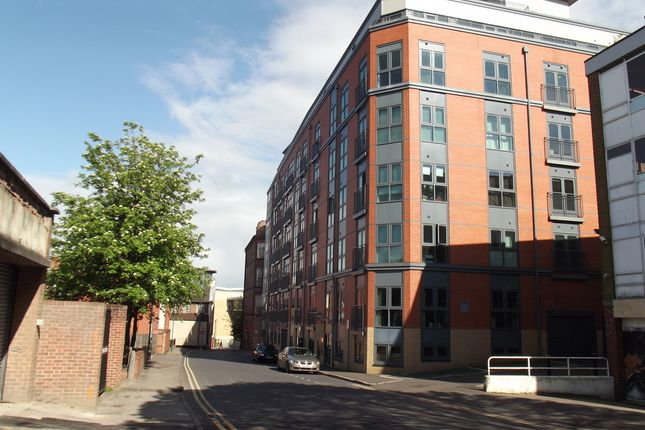 Thumbnail Flat for sale in Woolpack Lane, Nottingham