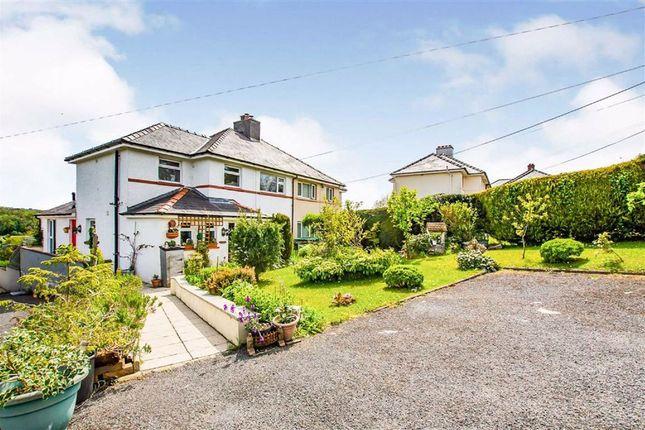 Thumbnail Semi-detached house for sale in Heol Y Gilfach, Llandysul