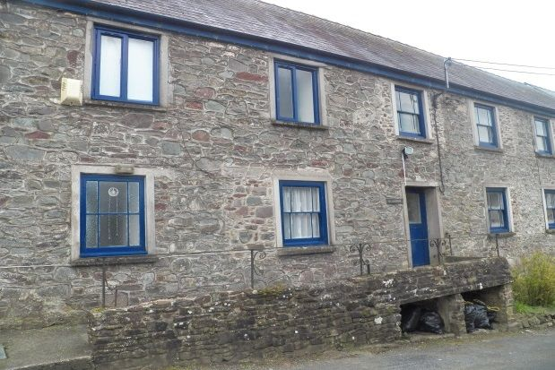 Thumbnail Flat to rent in Duncan Street, Laugharne, Carmarthen
