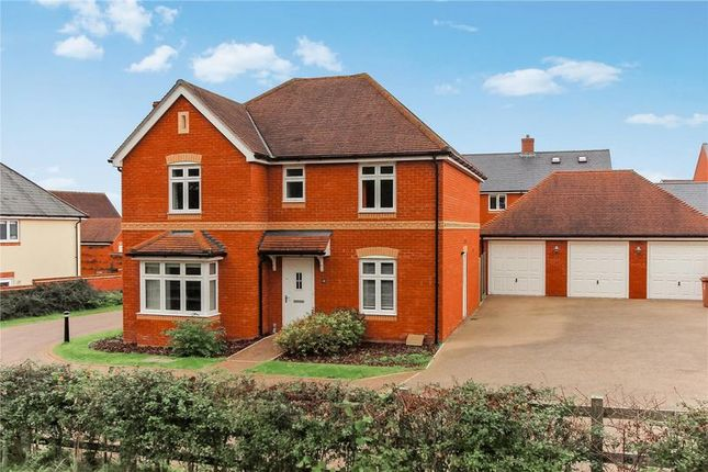 Thumbnail Detached house for sale in Wyndham Drive, Romsey, Hampshire