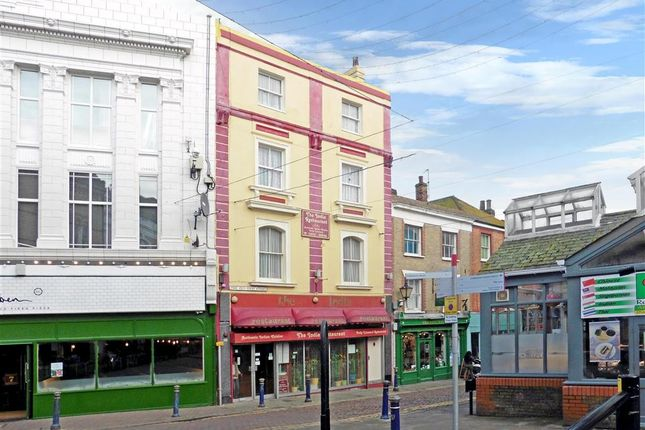 Thumbnail Terraced house for sale in The Old High Street, Folkestone, Kent