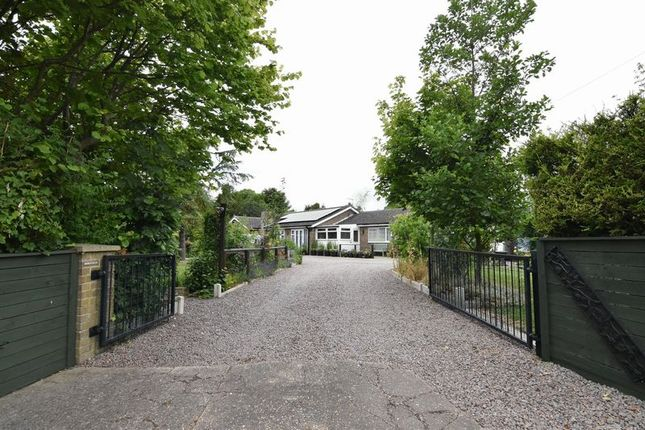 Thumbnail Detached bungalow for sale in Mill Lane, Grainthorpe, Louth