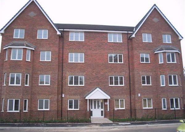 Thumbnail Flat to rent in Gascoigne House, Pontefract
