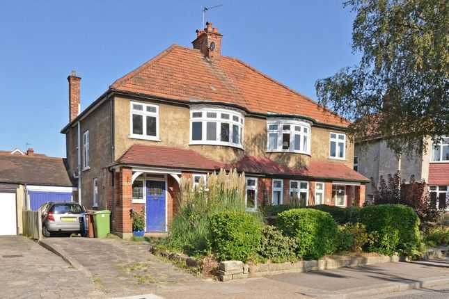Thumbnail Semi-detached house for sale in Dovedale Road, East Dulwich, London