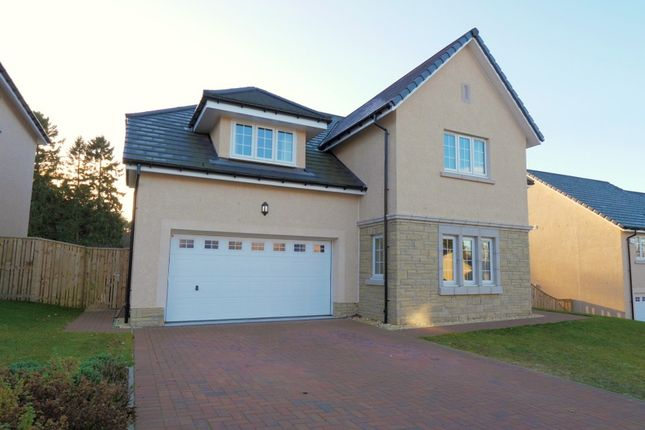 Thumbnail Detached house for sale in Willowgate Drive, Perth