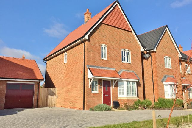 3 bed detached house for sale in Beaker Place, Milton, Abingdon
