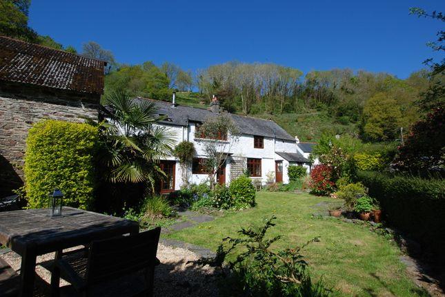 Thumbnail Cottage for sale in Milton Combe, Yelverton