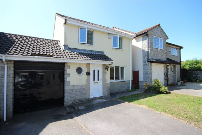 Thumbnail Link-detached house for sale in Cooks Close, Bradley Stoke, Bristol
