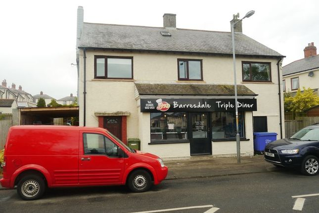 Commercial property for sale in Sycamore Avenue, Alnwick