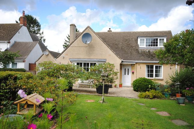 Thumbnail Detached bungalow for sale in Popes Piece, Burford Road, Witney