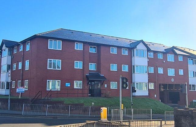 2 bed flat for sale in Wentloog Court, Rumney, Cardiff. CF3