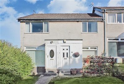 Thumbnail Flat to rent in Fortingall Crescent, Polmont