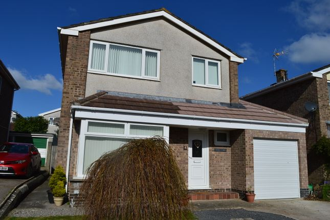 Thumbnail Detached house for sale in Nant Yr Adar, Llantwit Major