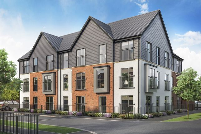 "2 bedroom flat for sale in ""The Oaks"" at Powell Duffryn Way, Barry"