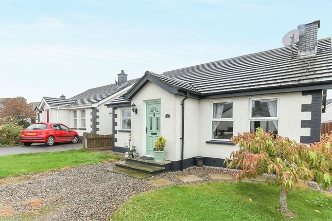Thumbnail Detached bungalow for sale in Saltwater Close, Ballywalter, Newtownards, County Down
